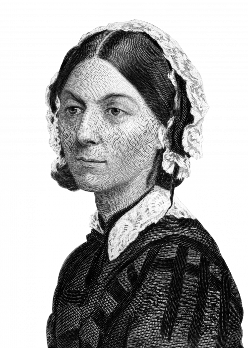 Florence Nightingale (1820-1910), English social reformer and the founder of modern nursing